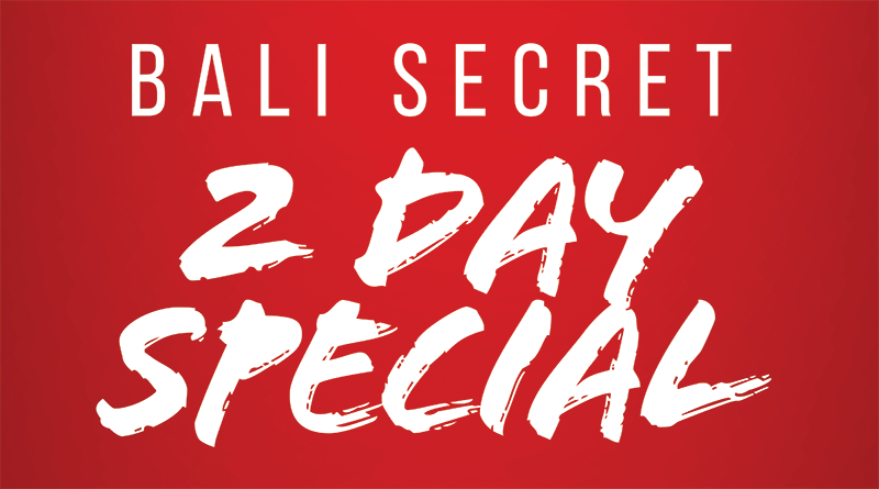 2 Day December Special
